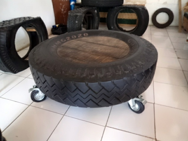 100 DIY furniture from car tires - tire recycling