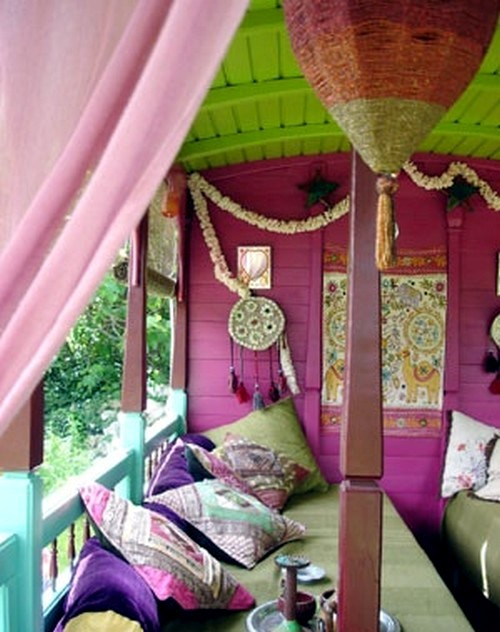 Caravan Decoration Create A Retro Touch Interior Design Ideas