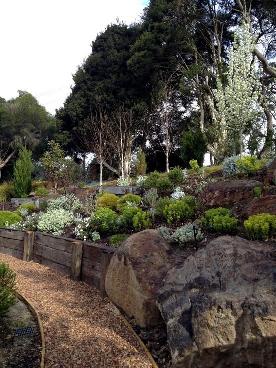 79 Ideas To Build A Retaining Garden Wall Slope
