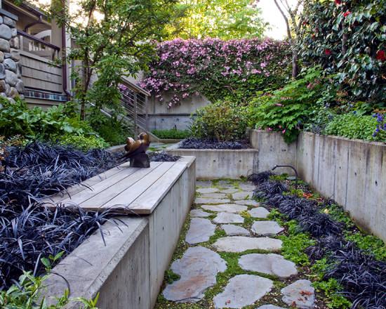 79 ideas to build a retaining garden wall slope protection interior design ideas ofdesign. Black Bedroom Furniture Sets. Home Design Ideas