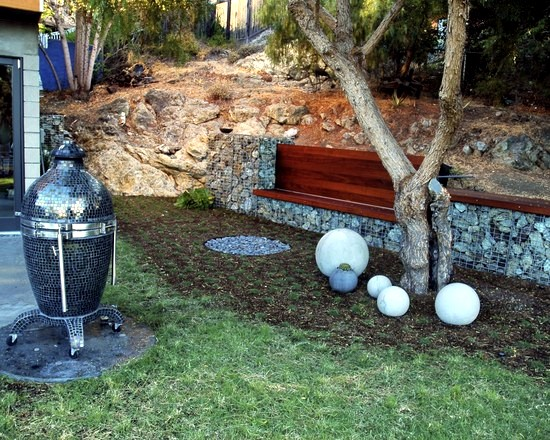 79 ideas to build a retaining wall in the garden - slope protection and catchy