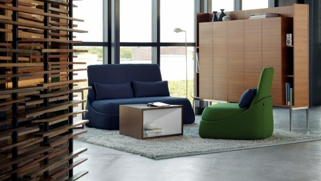 Hosu ​​Longue chair design - comfortable to relax and work