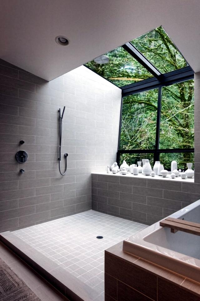 Modern Design Bathroom With Shower   26 Original Ideas