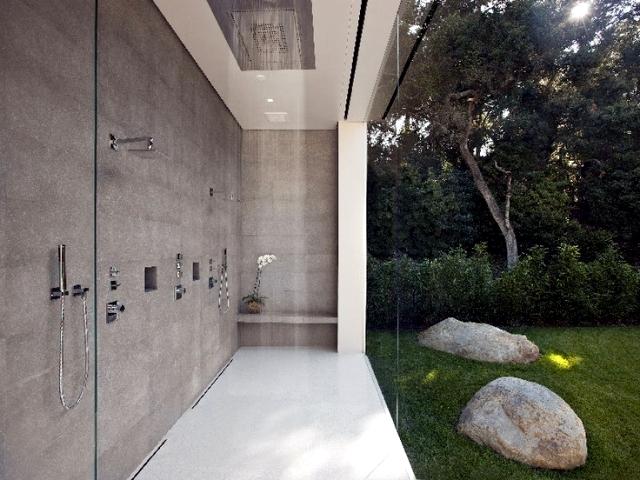 Modern design bathroom with shower - 26 Original Ideas