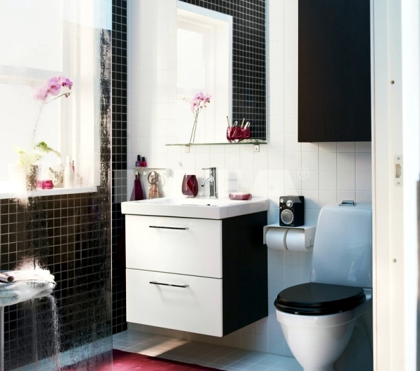An elegant and practical solution for your bathroom - IKEA Furniture Swimwear Set