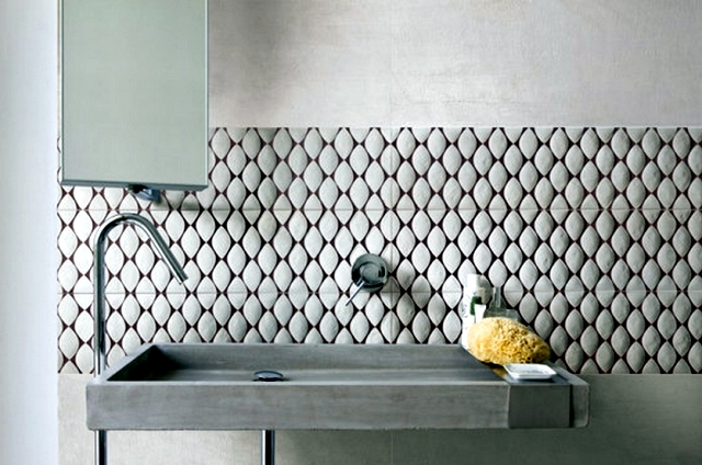 Luxury Italian tiles CASAMOOD launch new trends in home