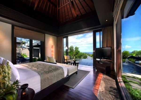 Luxury Villas Banyan Tree Ungasan, Bali - a great retreat