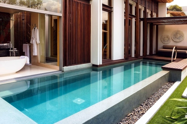The luxurious pool - Useful Tips for first time buyers