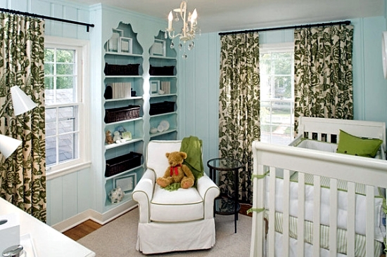 20 creative ideas of how to set up a small nursery interior design