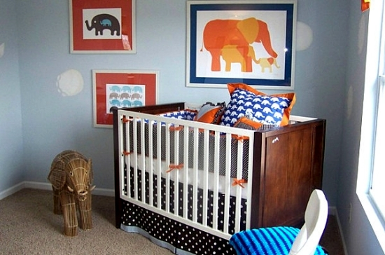 20 Creative Ideas Of How To Set Up A Small Nursery