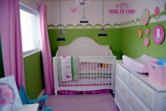 Fabulous 20 Creative Ideas Of How To Set Up A Small Nursery Interior Largest Home Design Picture Inspirations Pitcheantrous