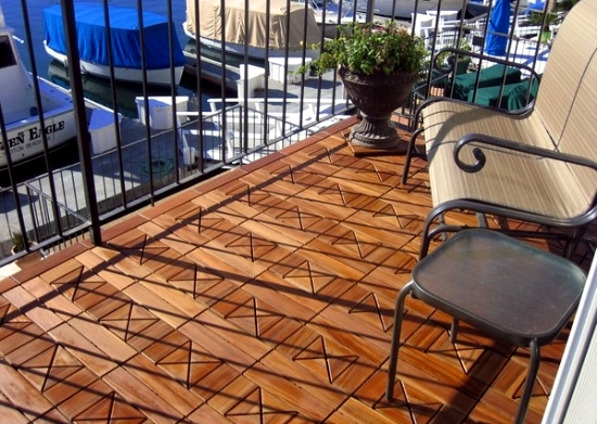 10 Reasons Why You Put In The Tiles Wooden Balcony Interior