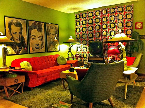 Three trends in interior design furniture for 2013