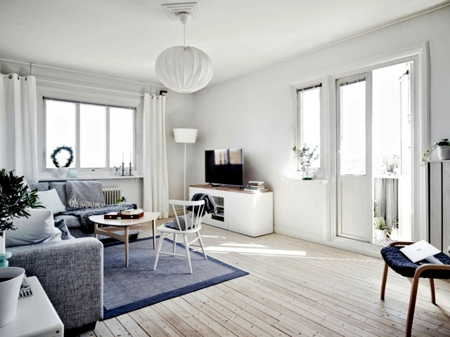 25 Decorating Ideas Living Room In Scandinavian Style Part 66
