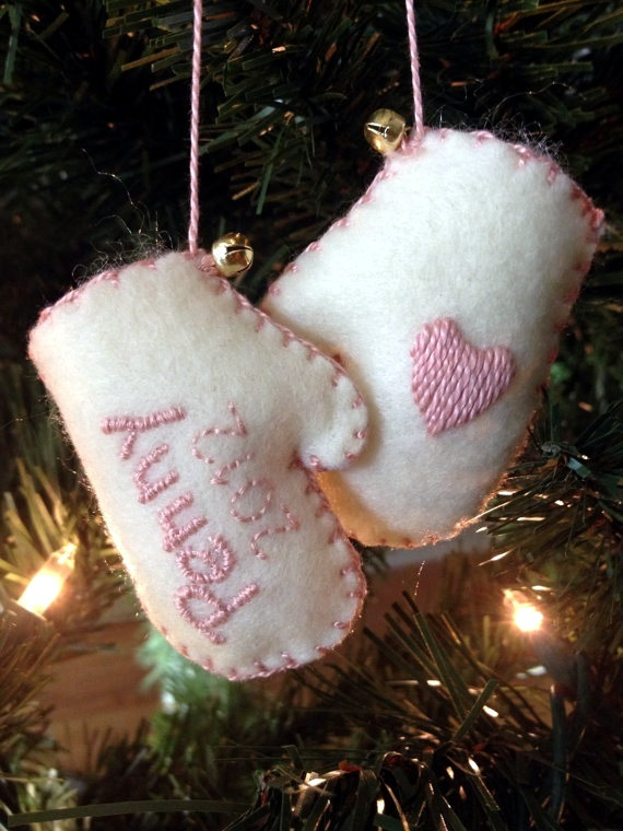 First Christmas with Baby - sweet gifts decorations and cobble
