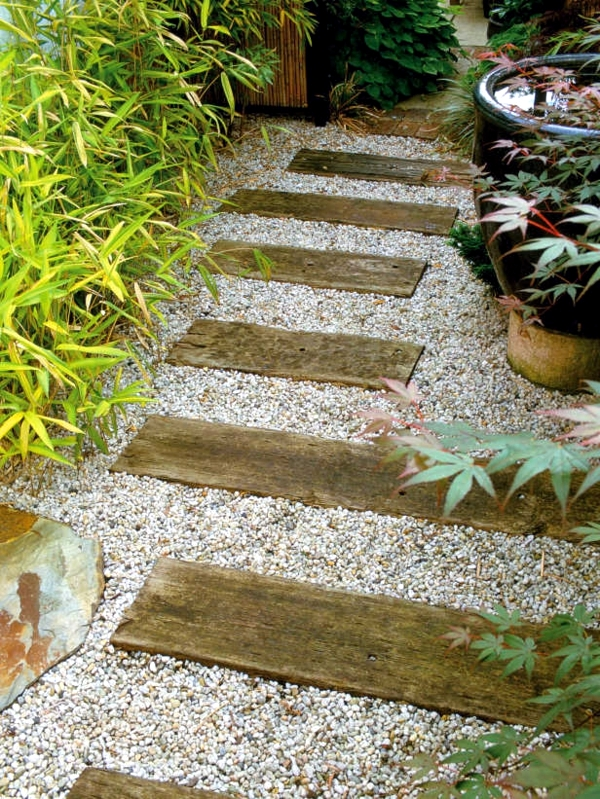 13 inspirational ideas for landscaping with rocks