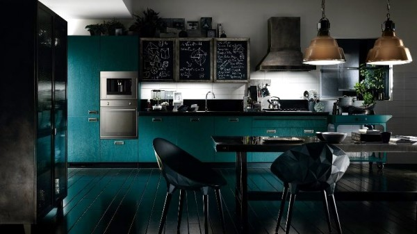 Modern design of scavolini kitchens for small and large spaces ...