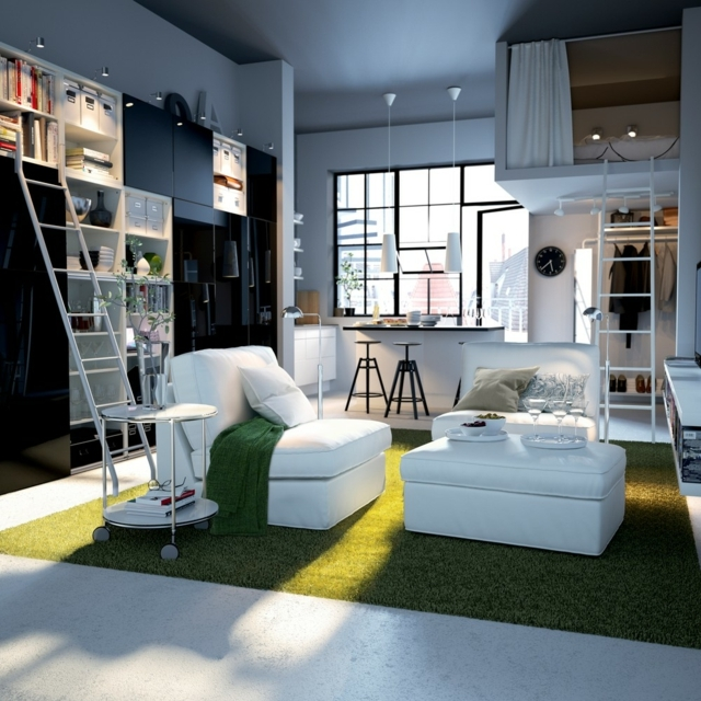 Decorating Ideas For Small Studio Apartment Interior Design Ideas Gorgeous Studio Apartment Interior Design Set