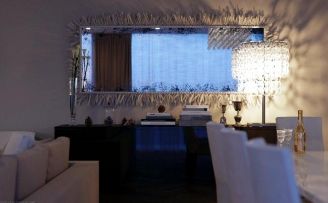 Interior of a luxury home - 3D views Eduard Caliman