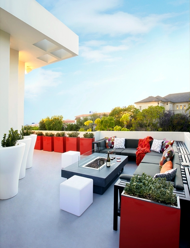 Balcony Furniture Design   20 Inspiring Ideas To Maximize