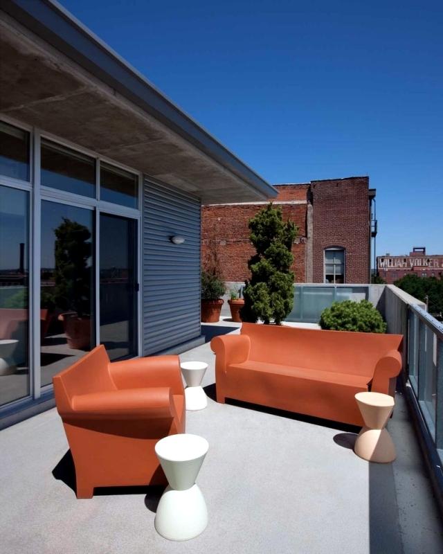 Balcony Furniture Design - 20 inspiring ideas to maximize
