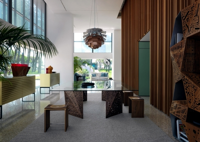 Designers Cabinets - Creative Ideas for a modern aesthetic and dynamic