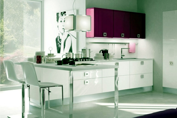 20 ideas for kitchen design Interior Design - Ideas from reputable manufacturers