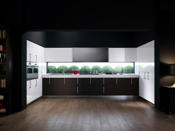 20 ideas for kitchen design Interior Design - Ideas from reputable manufacturers
