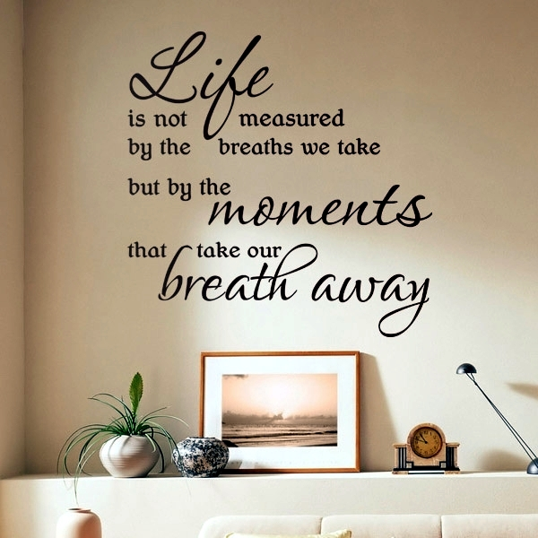 Comlcd Walls Design : Cold wall custom sayings inside Decals more individuality  Interior ...
