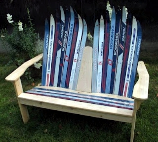 Garden Furniture DIY-20 creative designs for terrace