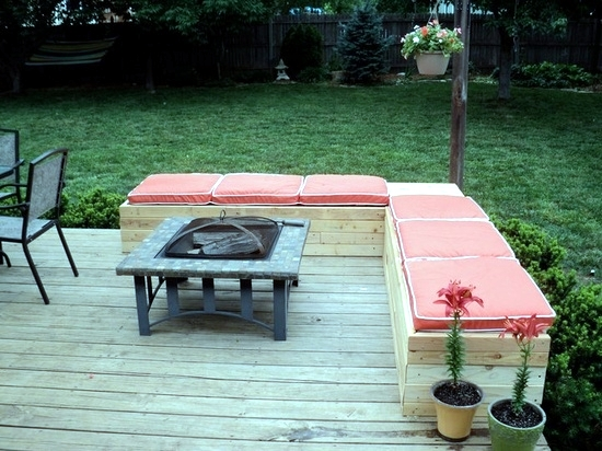 Garden furniture diy 20 creative designs for terrace for Creative patio furniture