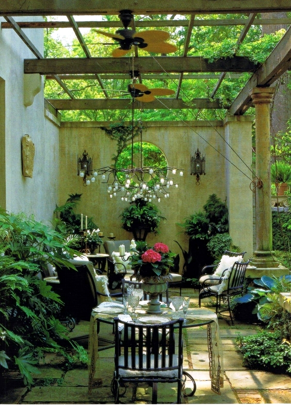 Tips for winter garden - green oasis center privacy
