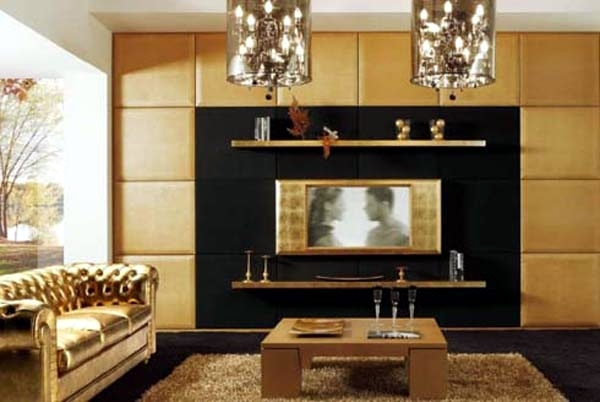 Art Deco Decor - Interior Design Ideas for Luxury Apartment