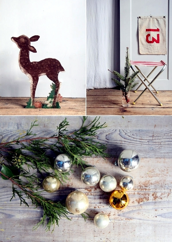 Beautiful Advent and Christmas ideas from the previous year
