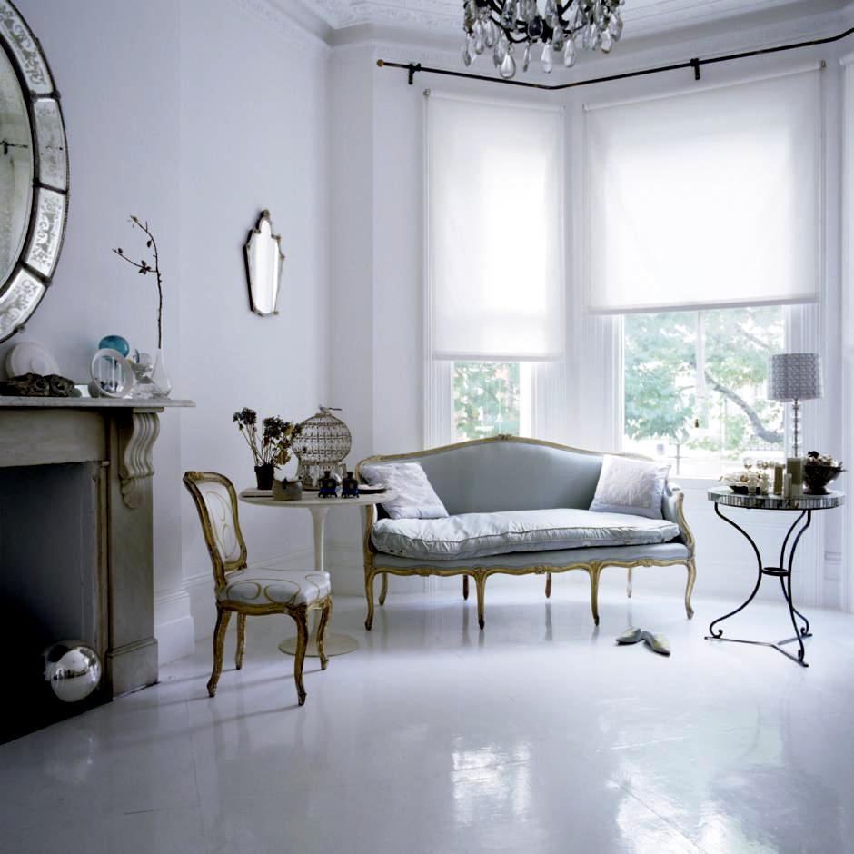 Elegant living in rococo style | Interior Design Ideas - Ofdesign