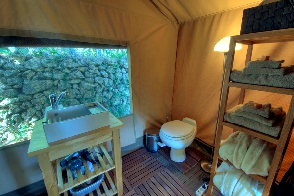 Luxury Camping in France, exclusive glamping experience