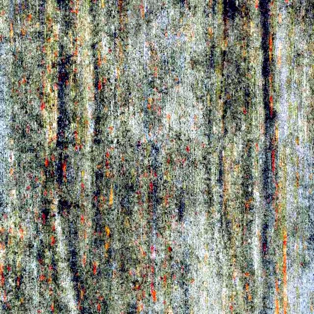 Designer rugs - Modern artwork Bochart comedy about happiness