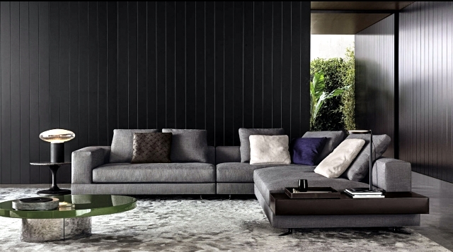 20 new modern and very comfortable sofa designs. Black Bedroom Furniture Sets. Home Design Ideas