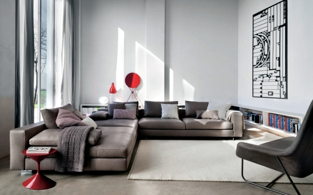 20 New Modern And Very Comfortable Sofas Design