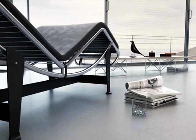 The unique design 3d home Challand Benoit takes on long stilts
