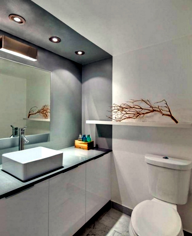 Minimalist Bathroom Design Pinterest: 33 Ideas For Stylish Bathroom