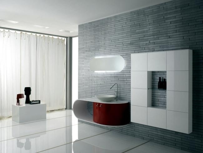 Minimalist bathroom design - 33 ideas for stylish bathroom design