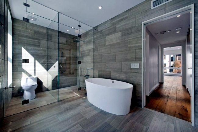 Minimalist bathroom design 33 ideas for stylish bathroom design interior design ideas ofdesign Six bathroom design tips