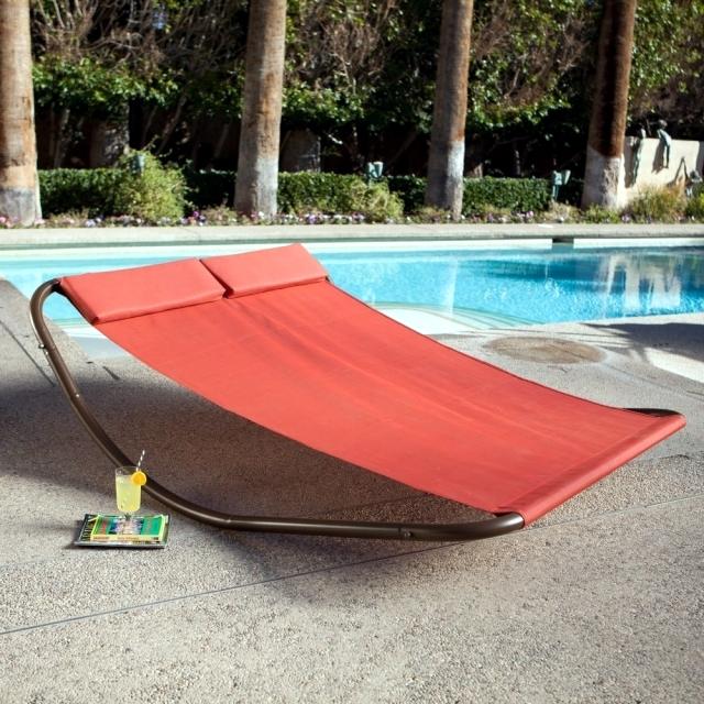 Hammocks patio and garden offer a summer key