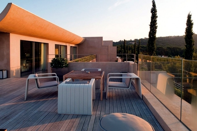Reserve Ramatuelle - a design hotel that leaves nothing to be desired