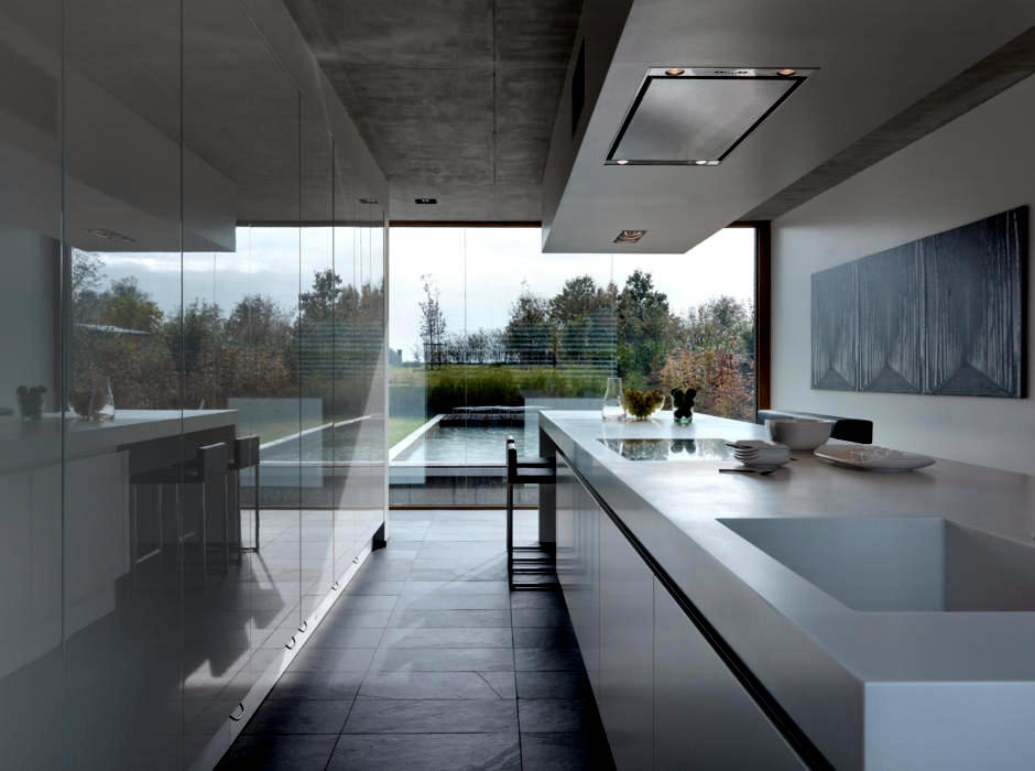 Minimalist Kitchen Design Interior Ideas Ofdesign