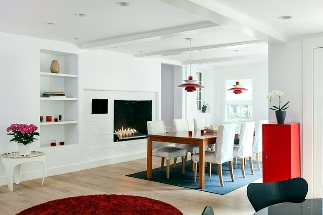The trend towards new comfort: Use interior colors skillfully
