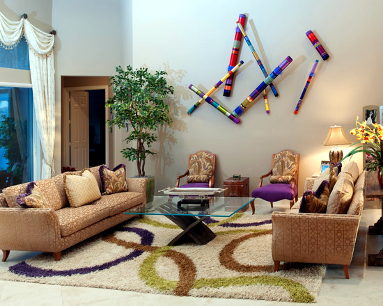 easy bamboo interior decoration. Decoration 24 ideas for decorative bamboo poles  How is used in the