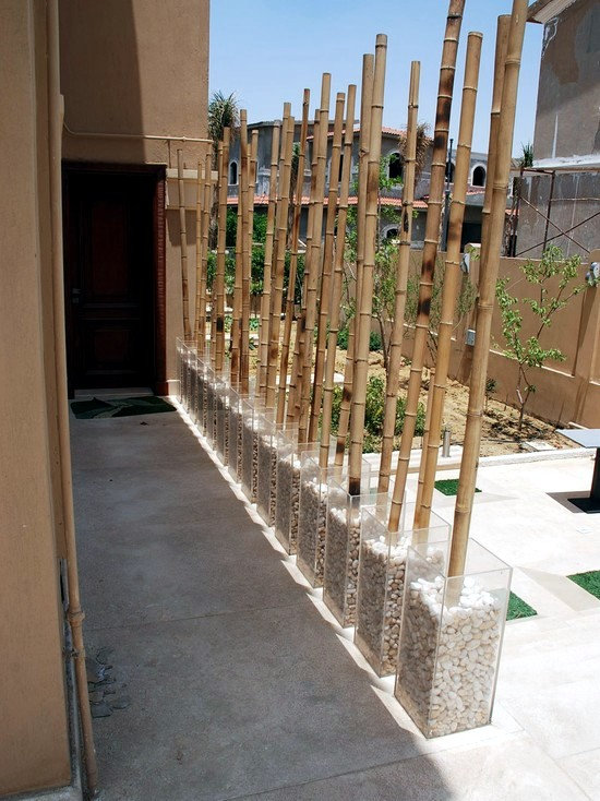 24 ideas for decorative bamboo poles how bamboo is used for Uses for bamboo canes