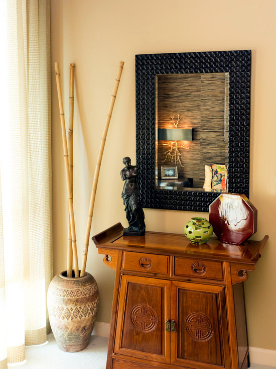 24 Ideas For Decorative Bamboo Poles